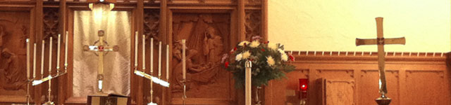 Grace Episcopal Church header image